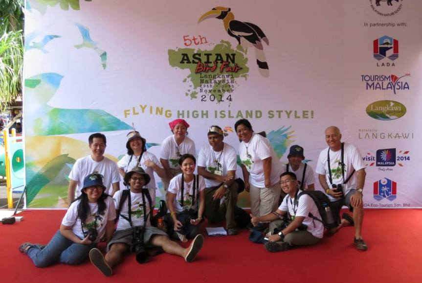 Flashback in video to the 5th Asian Bird Fair at Langkawi in2014!
