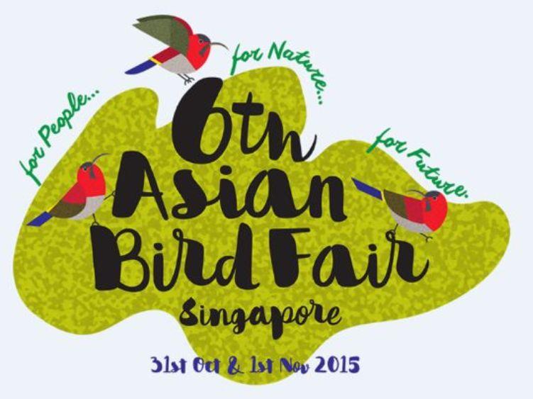 See You at the 6th Asian Bird Fair –Singapore!