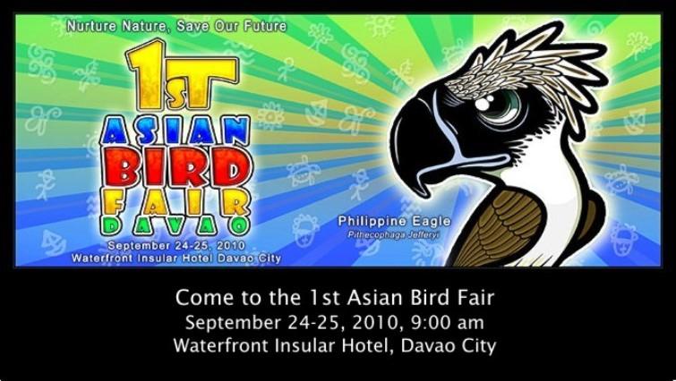 1st Asian Bird Fair – Davao City,Philippines