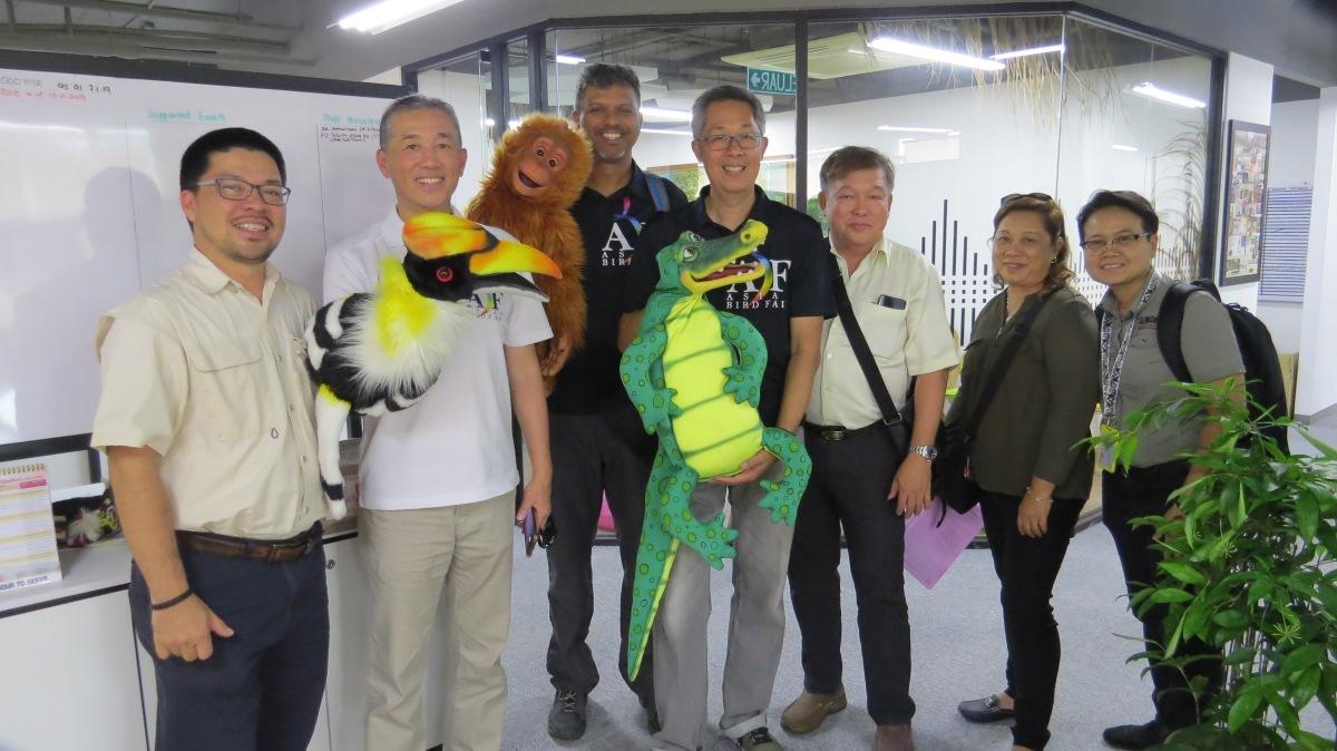 ABF ExecCom Ocular Trip to Kuching