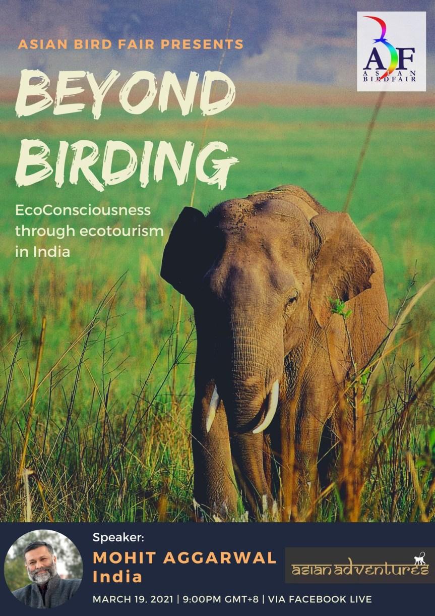 BEYOND BIRDING Episode 3:India