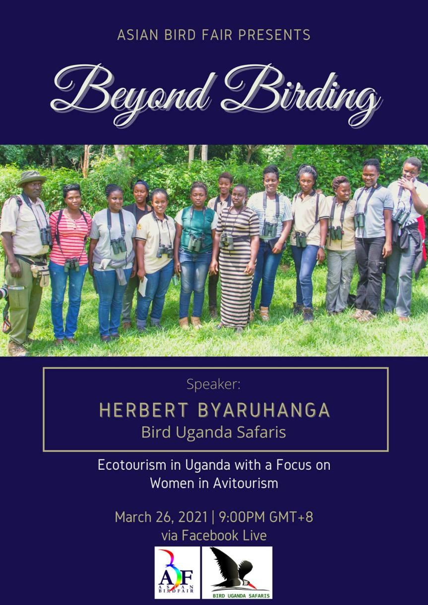 BEYOND BIRDING Episode 4:Uganda
