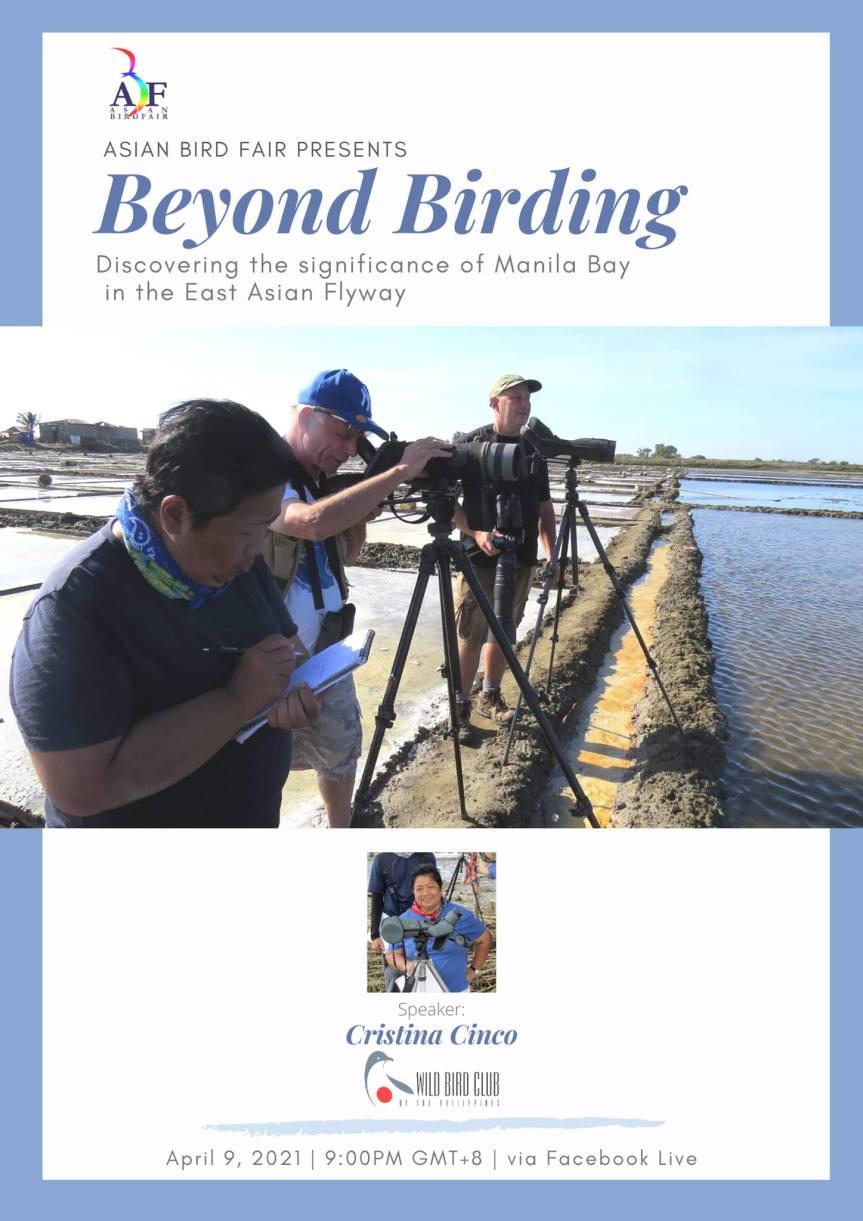 BEYOND BIRDING Episode 6:Philippines